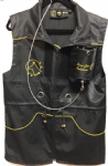 Euro Joe - Training Vest with Ball Dropper